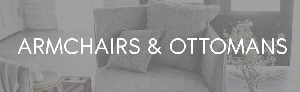 Arm Chairs & Ottomans