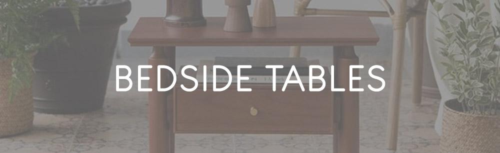Bedside Tables & Nightstands
