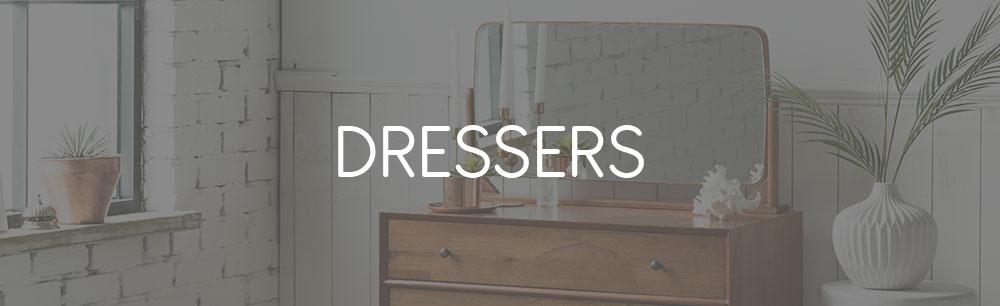 Vanities & Dressers