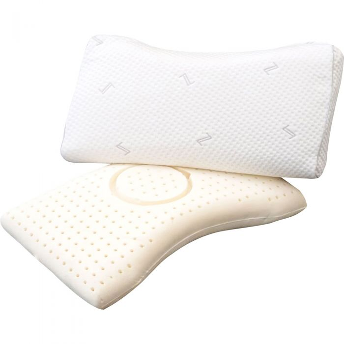 Sofzsleep Latex Arc Pillow