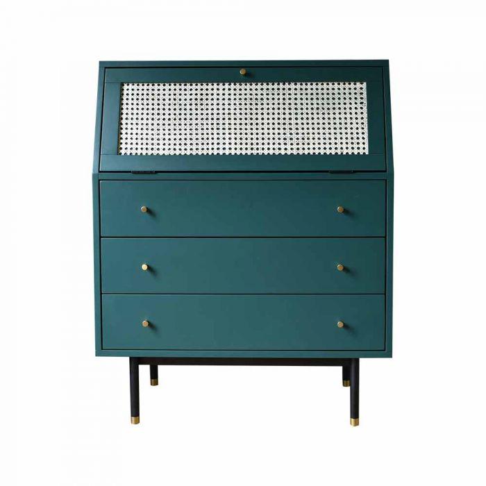 Bistro Rattan Dresser Console