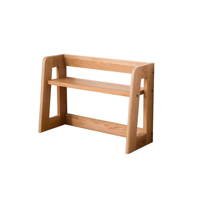 Guri Scandinavian Solid Wood Table Top Placement Shelf