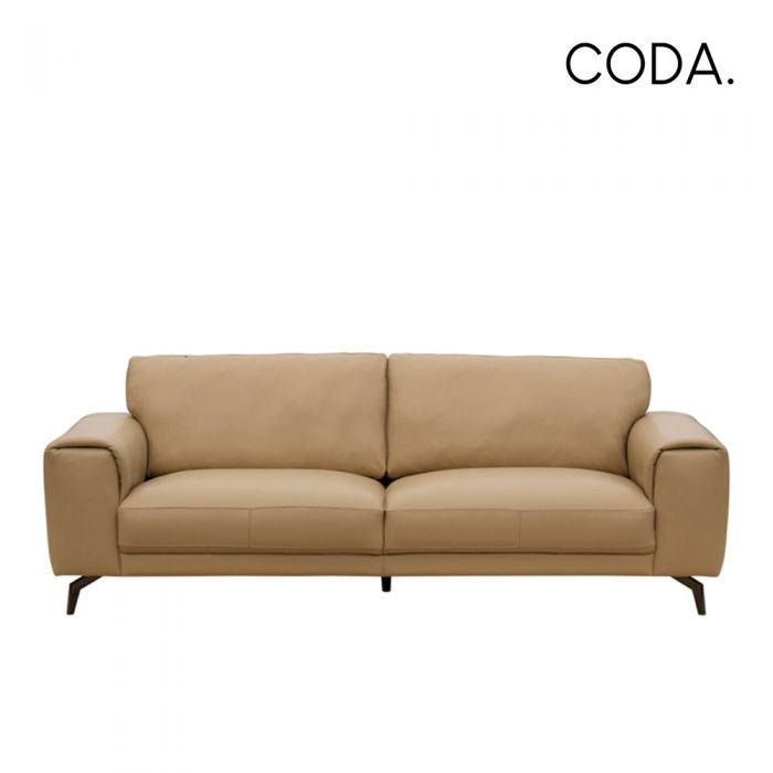Segno Leather 2 Seater Sofa
