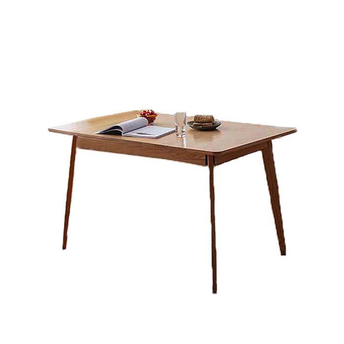 Guri Oak Scandinavian Extendable Dining Table (1300 - 1600)