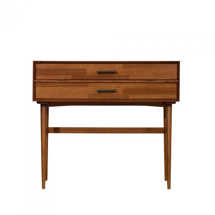 Fika Swedish Flip-up Dresser Console Table
