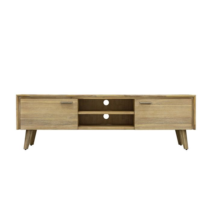 Seth Scandi-Industrial TV Console 1800