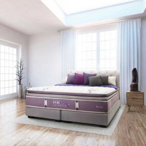 Maxcoil Forrest Gems Amethyst III (Double Pillow Top) (Mattress only)
