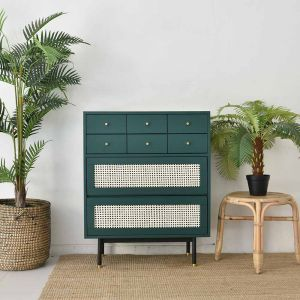 Bistro Rattan Chest of Drawers