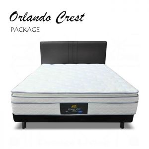 Maxcoil Orlando Crest Mattress Package