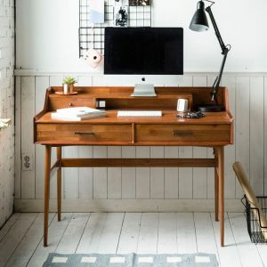 Fika Swedish Study Desk