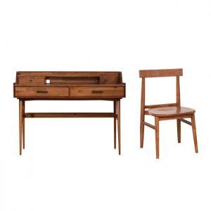 Fika Swedish Study Desk and Chair Set