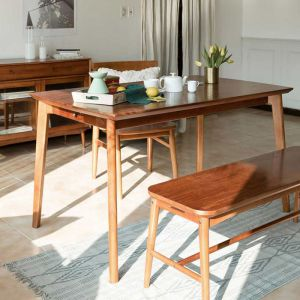 Fika Swedish Dining Table 1400