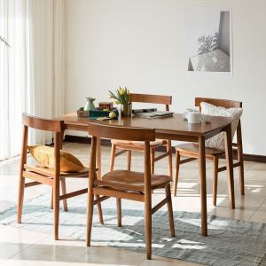Fika Swedish Dining Set B 1400 (4 Chairs)