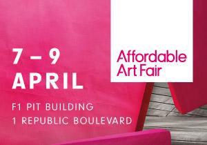 Affordable Art Fair Singapore 7-9 April 2017