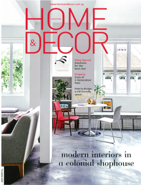 Home & Decor Magazine November 2017