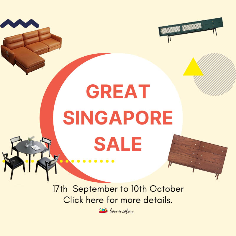 Crazy September Deals | Born In Colour Singapore