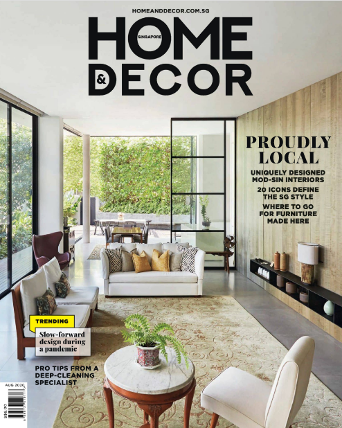 Home & Decor August 2020 Issue and Article: 10 Stylish Furniture and Home Accents to Nail the Natural Décor Look