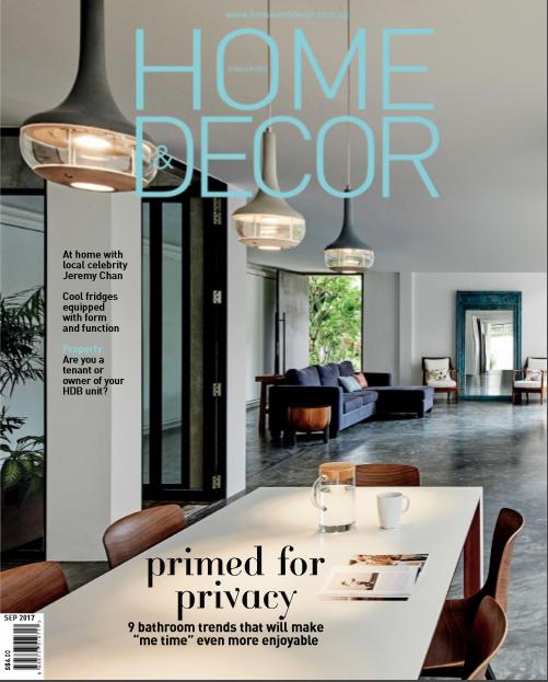 Home & Decor Magazine September 2017
