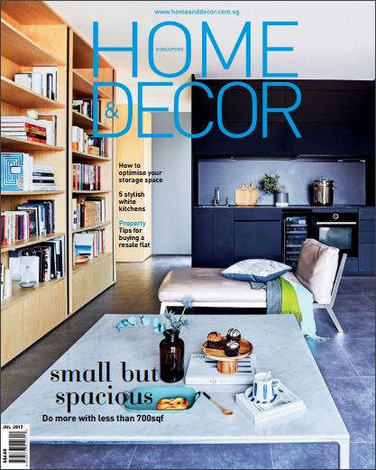 Home & Decor Magazine July 2017
