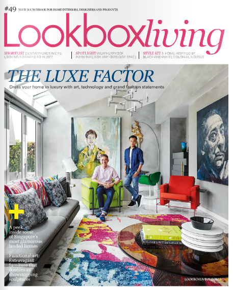 We are in Lookbox Living Magazine #49 November 2016