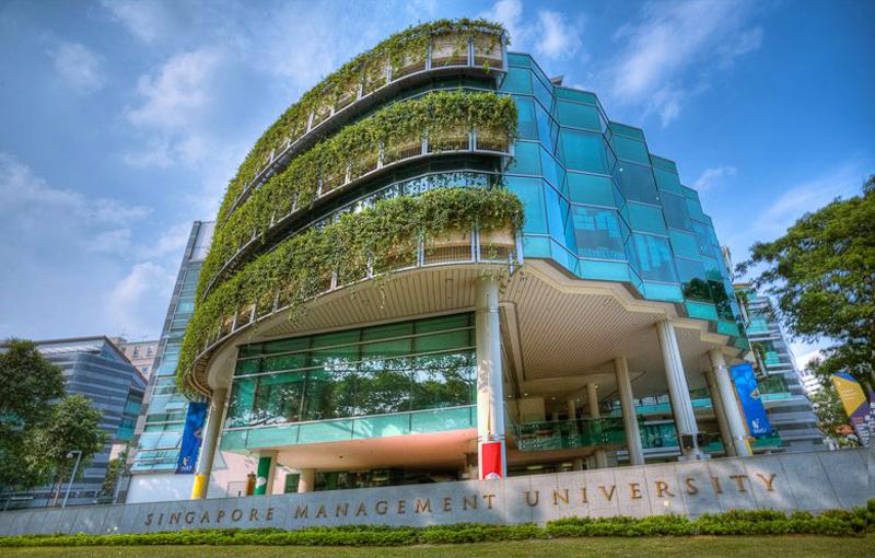 Singapore Management University Project Wing V Fundraising 2016