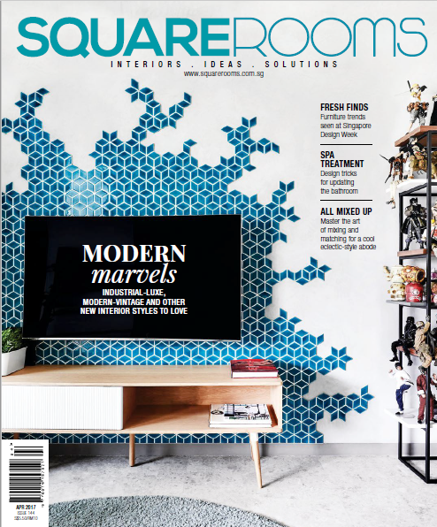 SquareRooms Singapore April 2017 Issue
