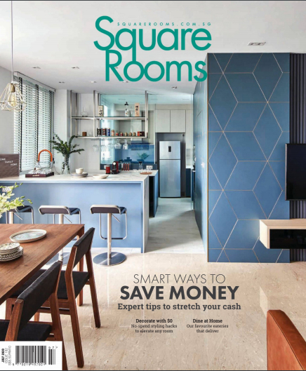 SquareRooms Singapore Magazine July 2020