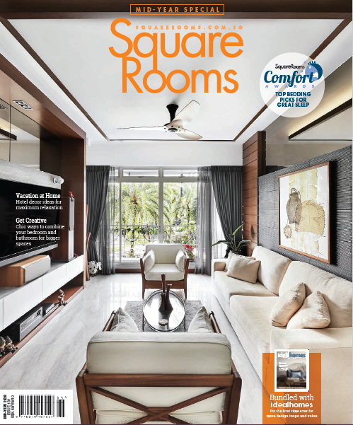 SquareRooms Singapore Magazine May / June 2020