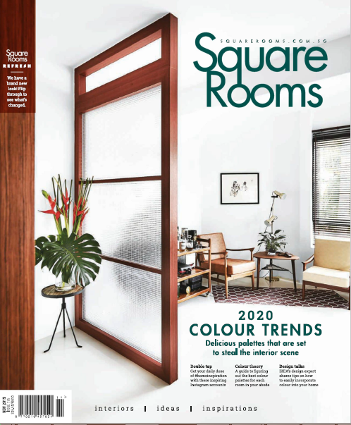 SquareRooms Singapore Magazine November 2019