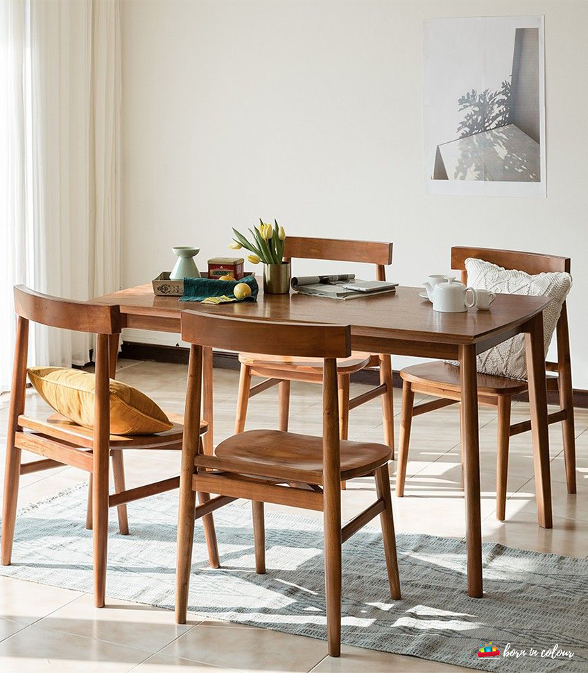 4 Ways To Match Your Dining Chairs To Your Living Space