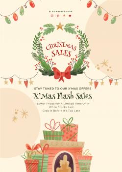 X'Mas Flash Sale