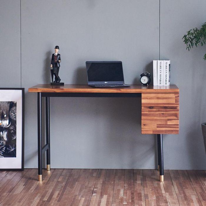 Dwell Acacia Study Desk