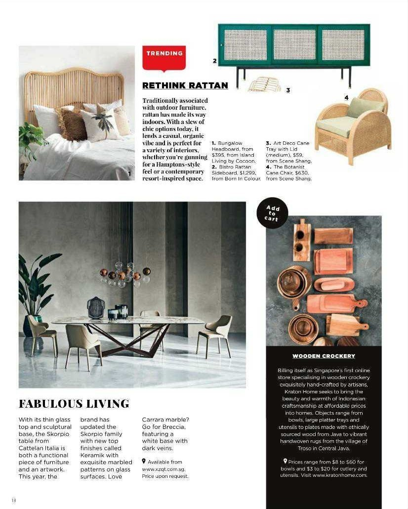 Home & Decor August 2020 Magazine Page 18