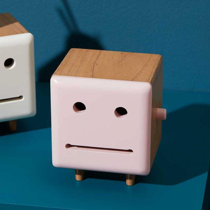 New Macaron (Ted) Tissue Box