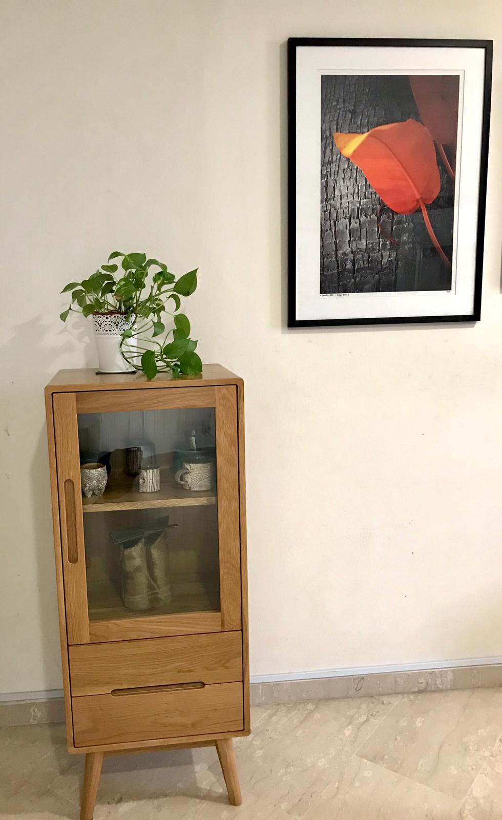 yasu_nature_solid_oak_glass_cabinet_1100_by_born_in_colour_singapore_furniture_online