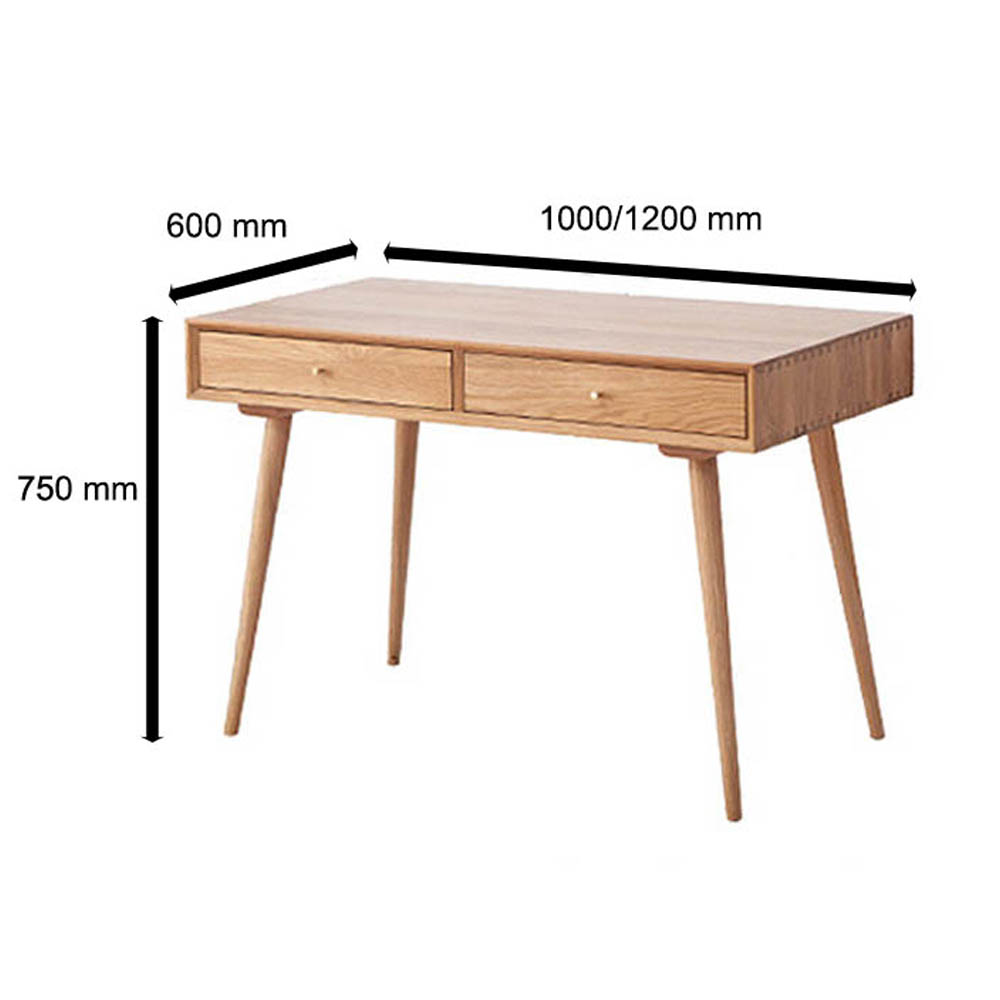 Guri_Scandinavian_Solid_Wood_2_Drawer_Study_Table_dimesnions_specs_by_born_in_colour