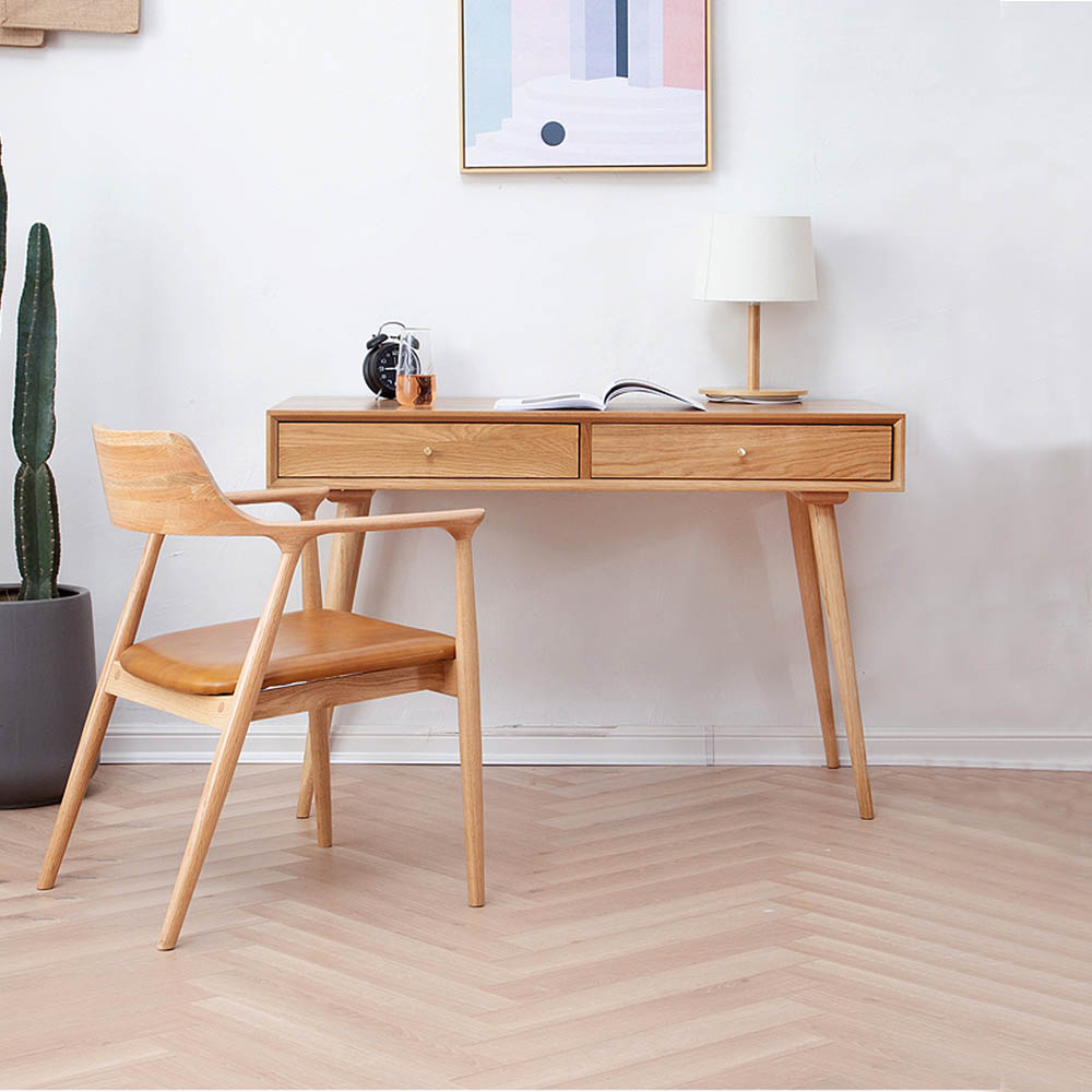 Guri_Scandinavian_Solid_Wood_2_Drawer_Study_Table_performance_specs_by_born_in_colour
