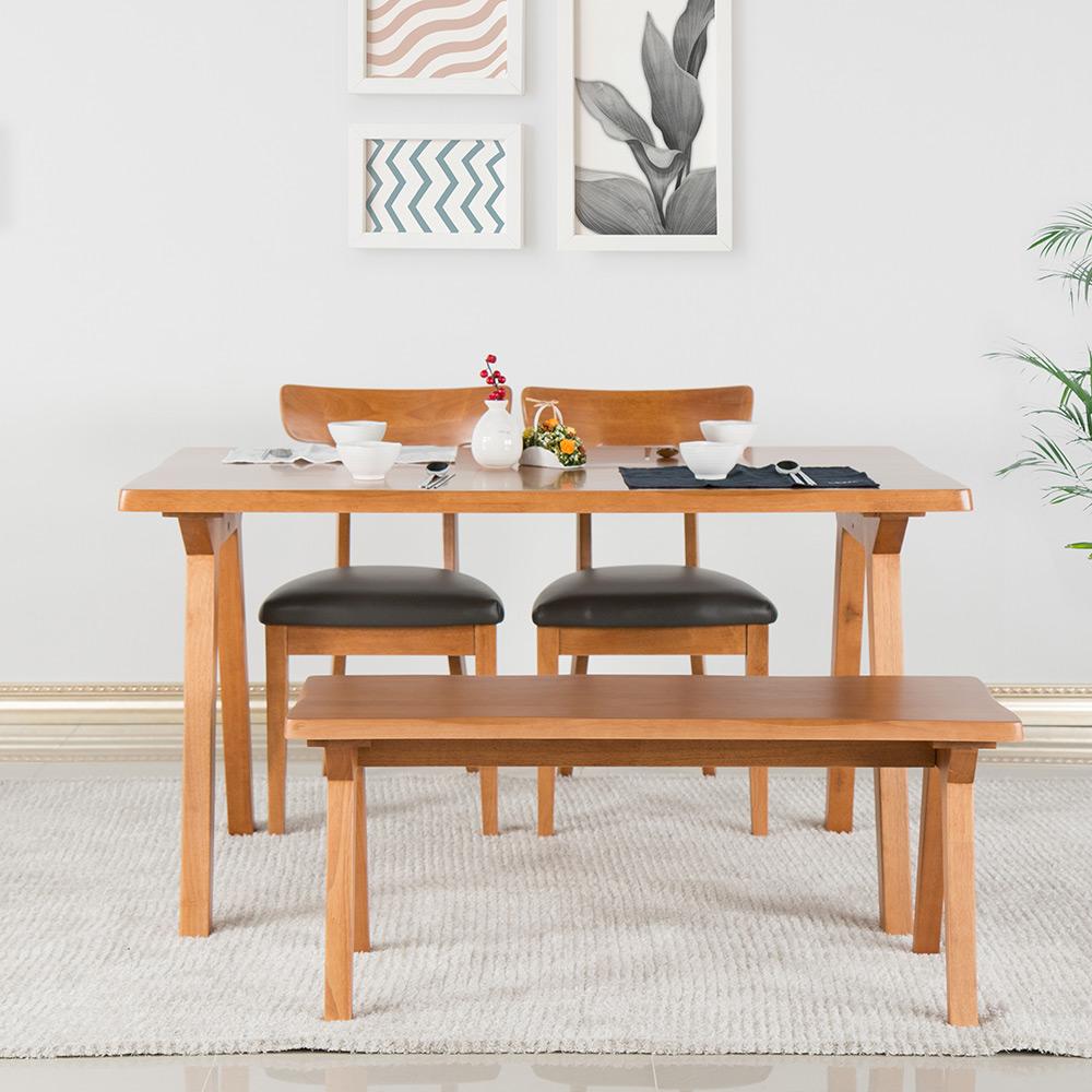 Japandi 4 Seater Dining Set