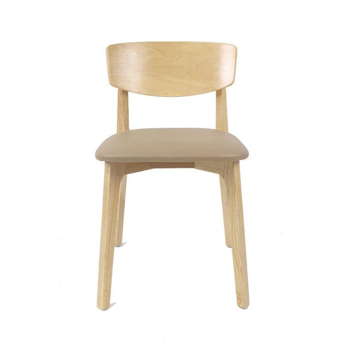 shizen_japandi_natural_dining_chair_khaki_front
