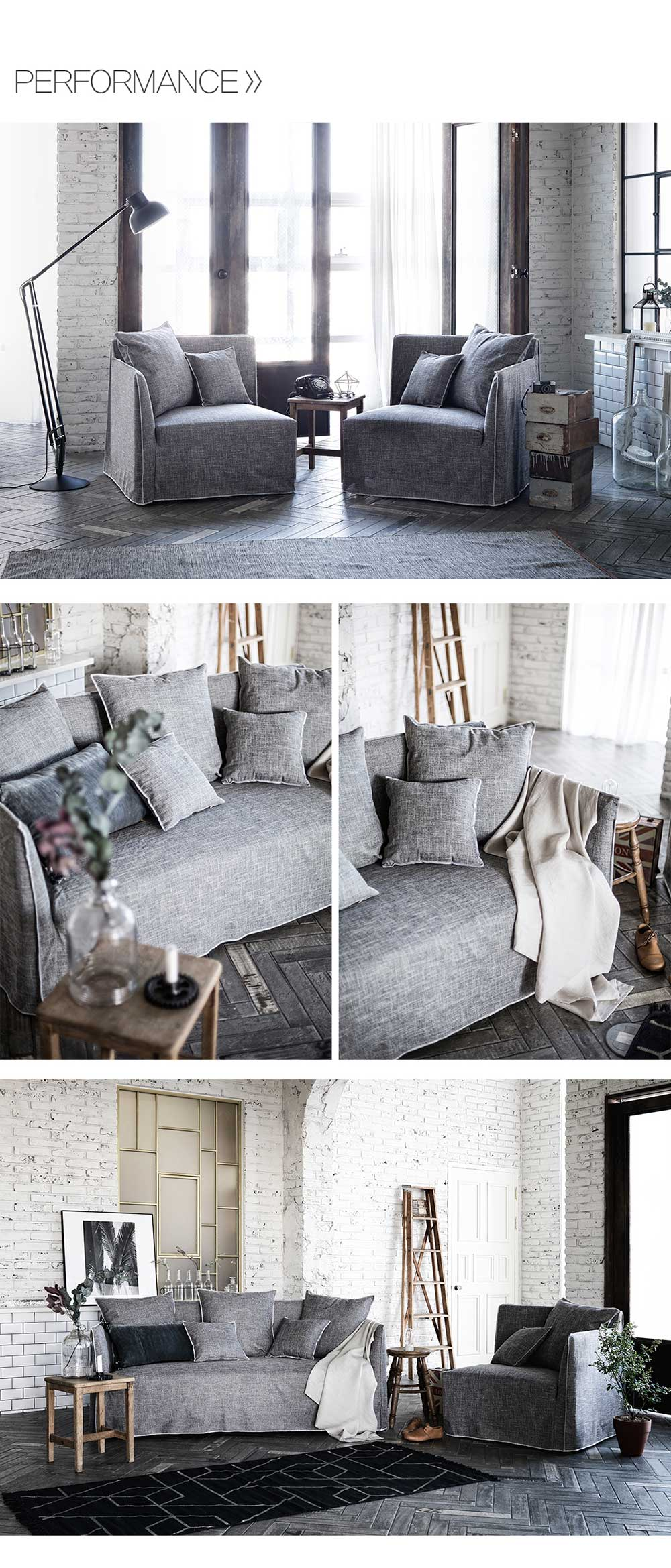 Londoner_Kinfolk_Industrial_Armchair_Sofa_(RIGHT)_(White Black)_Furniture_Online_Singapore_6_by_born_in_colour