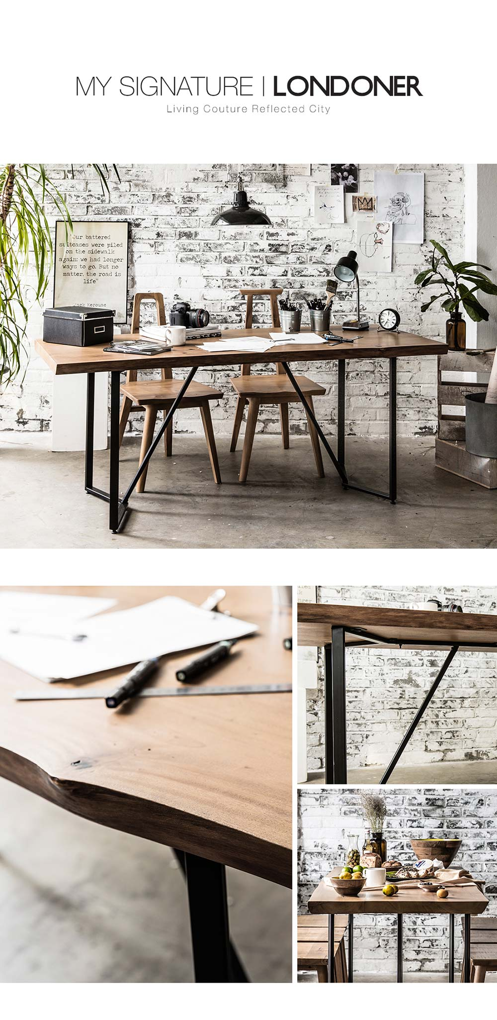 Londoner_Kinfolk_Industrial_Dining_Table_1800_(Woodslab)_Online_Furniture_Singapore_Scenery_by_born_in_colour