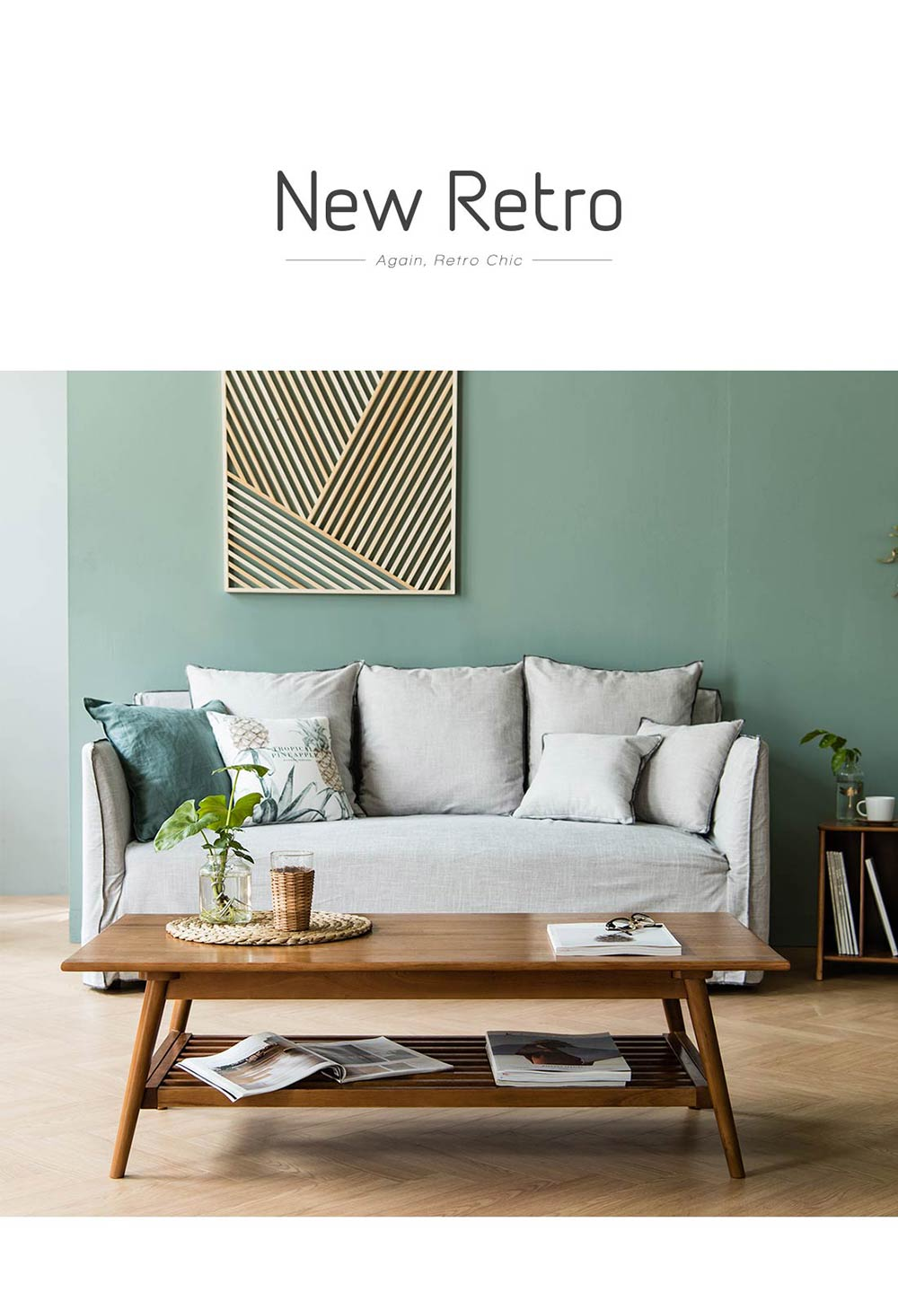 New Retro Sofa Table, Online, Furniture, Singapore,