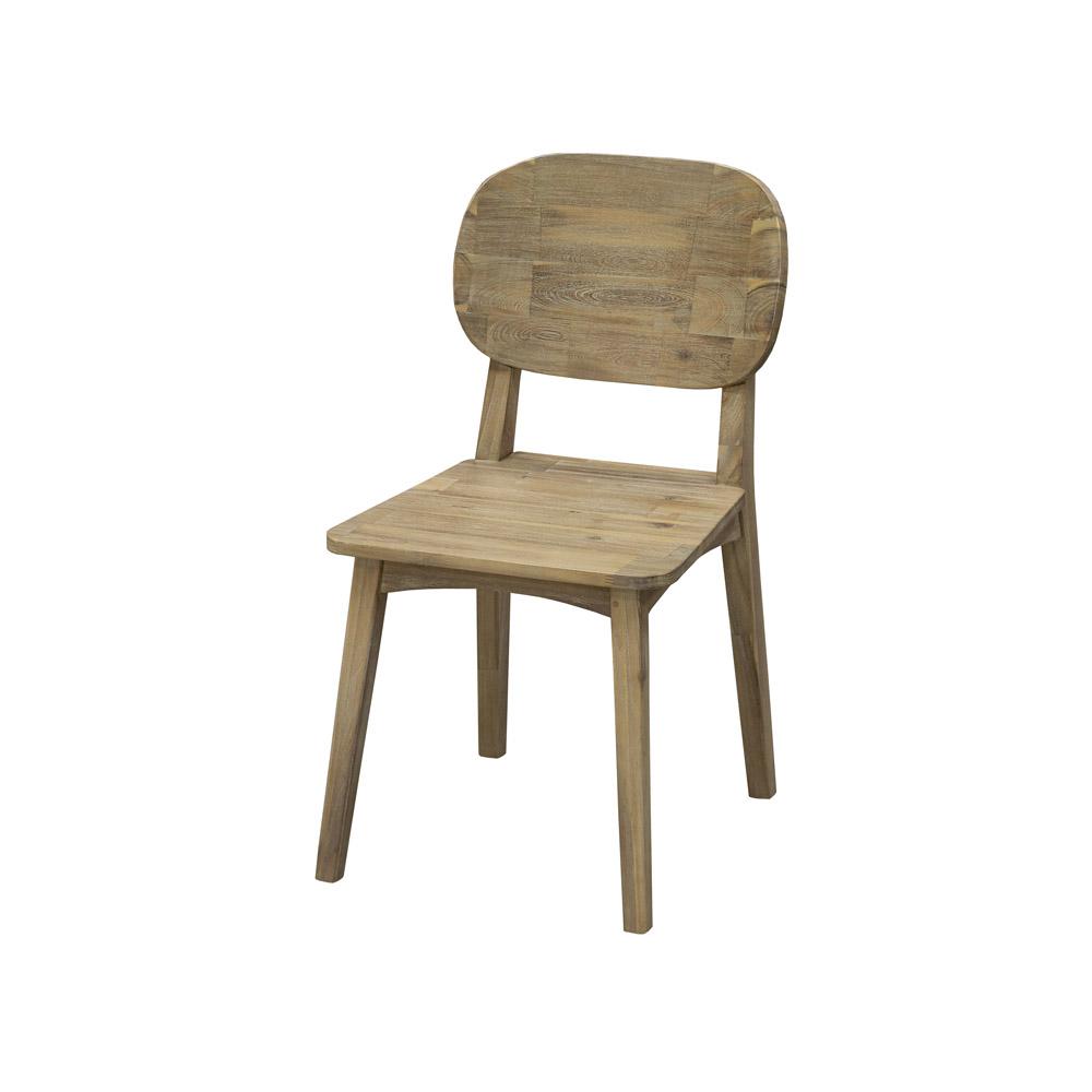 Seth Dining Chair Angled