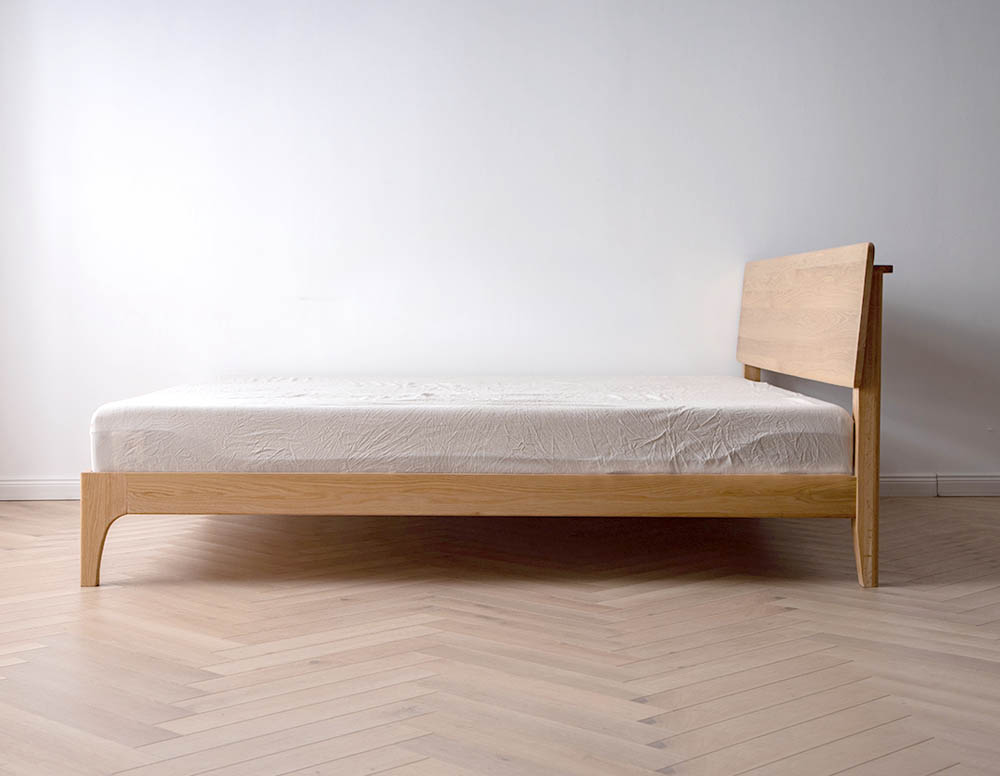 yasu_solid_oak_smart_bed_frame_specs_side_view