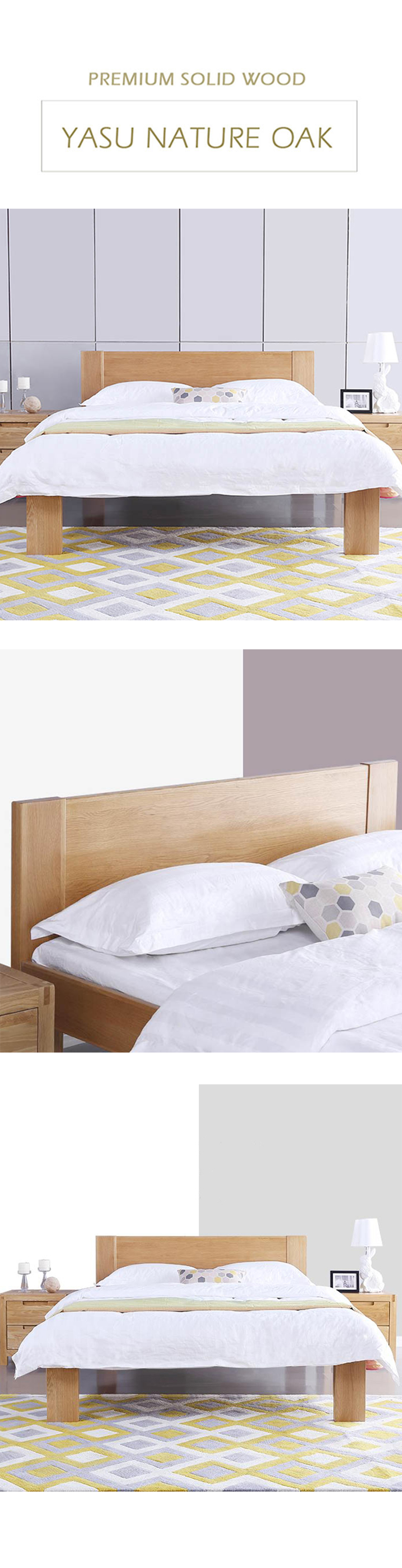 yasu_solid_oak_classic_bed_frame_by_born_in_colour
