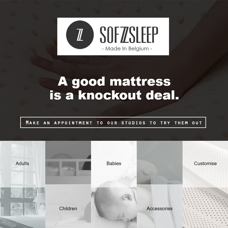Sofzsleep Belgium Mattress